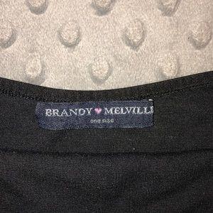 Brandy Melville Tops - Brandy Melville black bralette